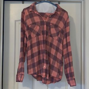 Long sleeve Aeropostale flannel